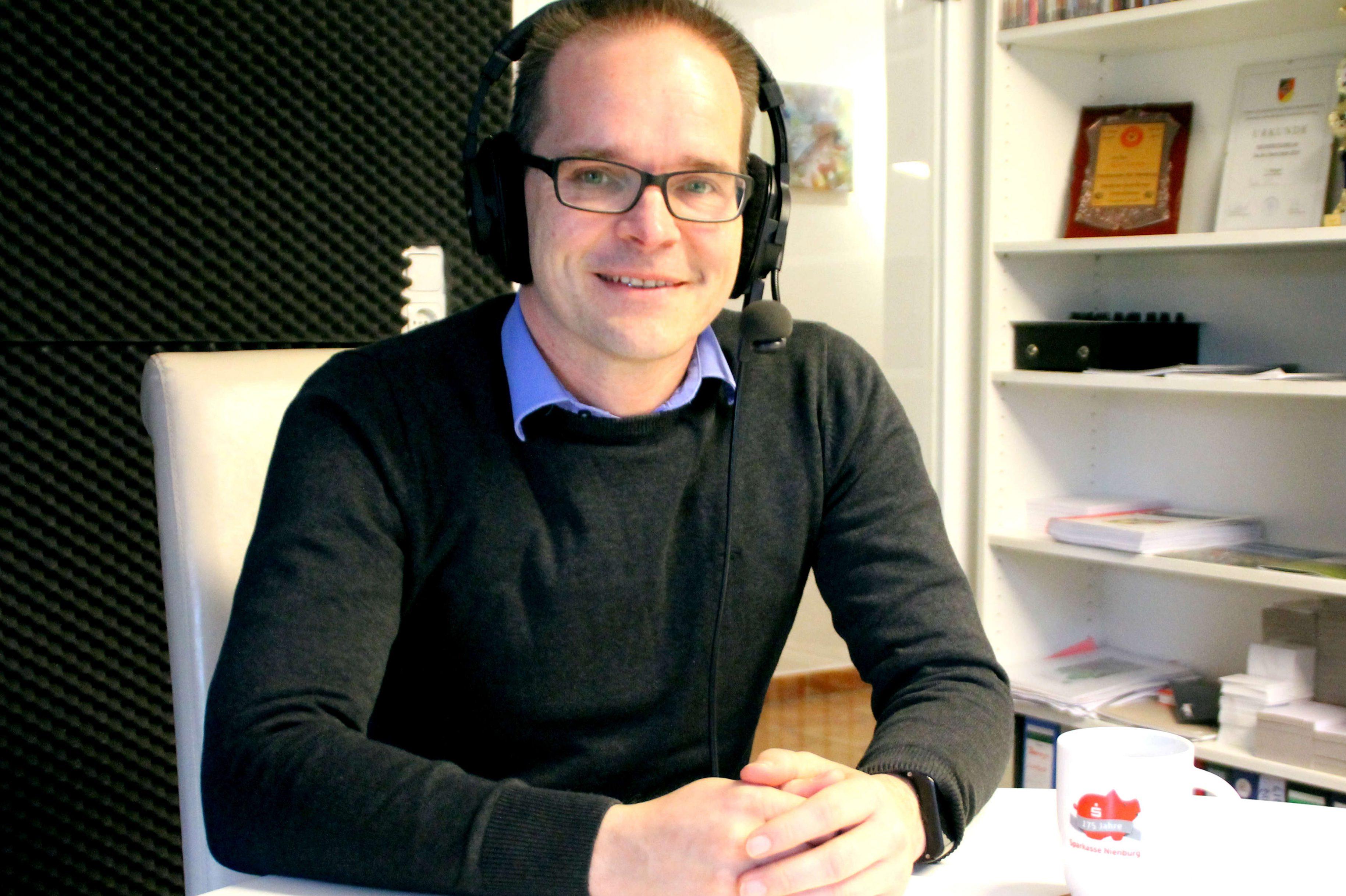 Kultusminister Niedersachsen Grant Hendrik Tonne zur Kinderbildung in Nienburg