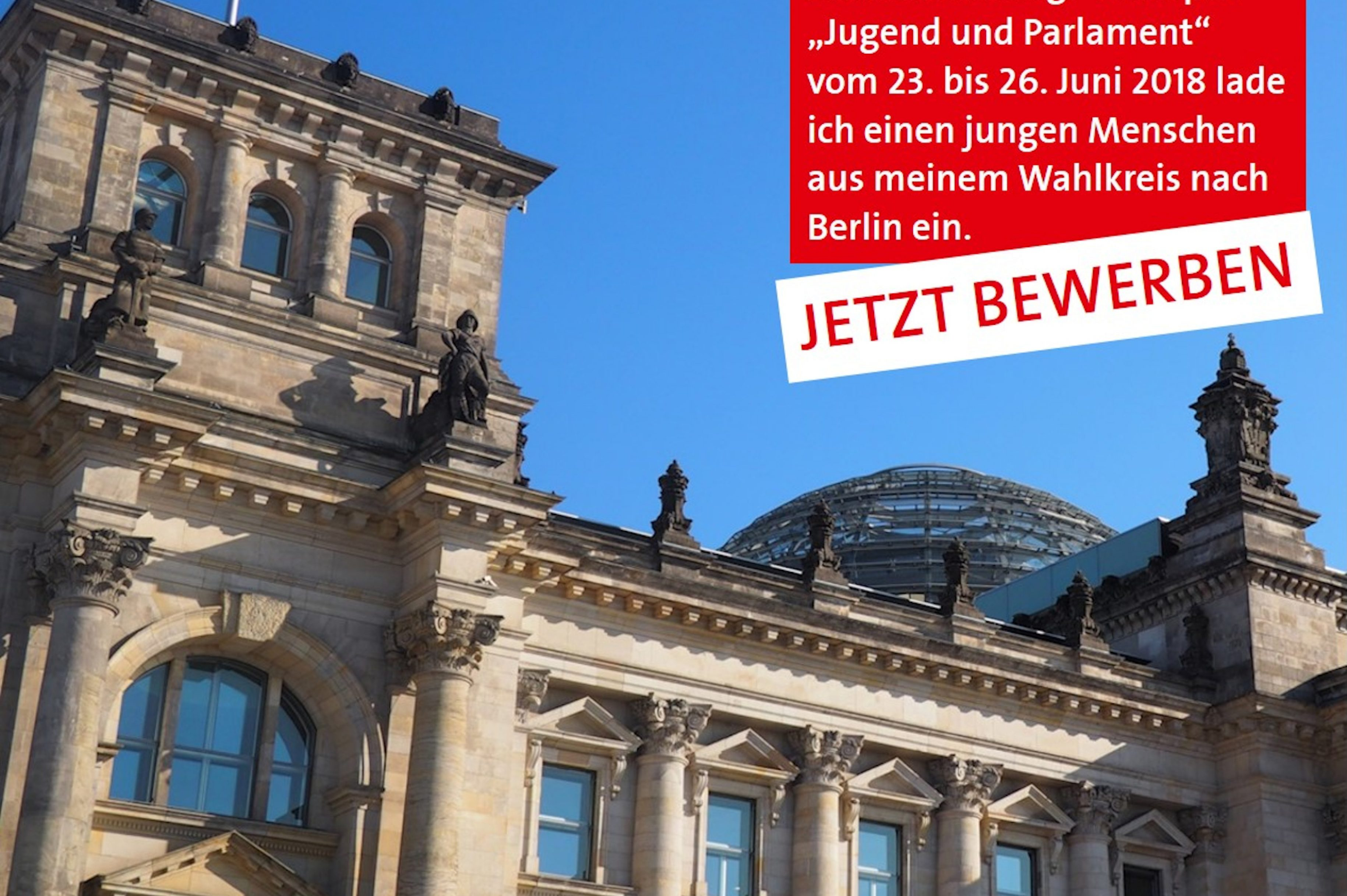 Völlers sucht Teilnehmer für Bundestagsplanspiel