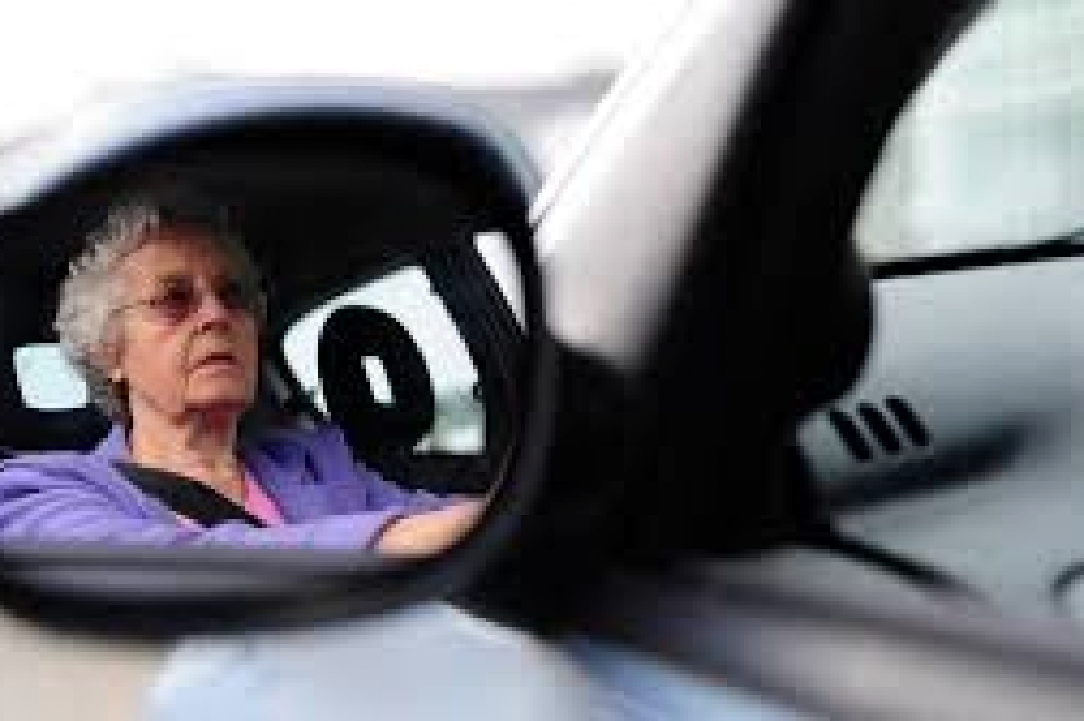 Fahrtraining ab 65 Jahren