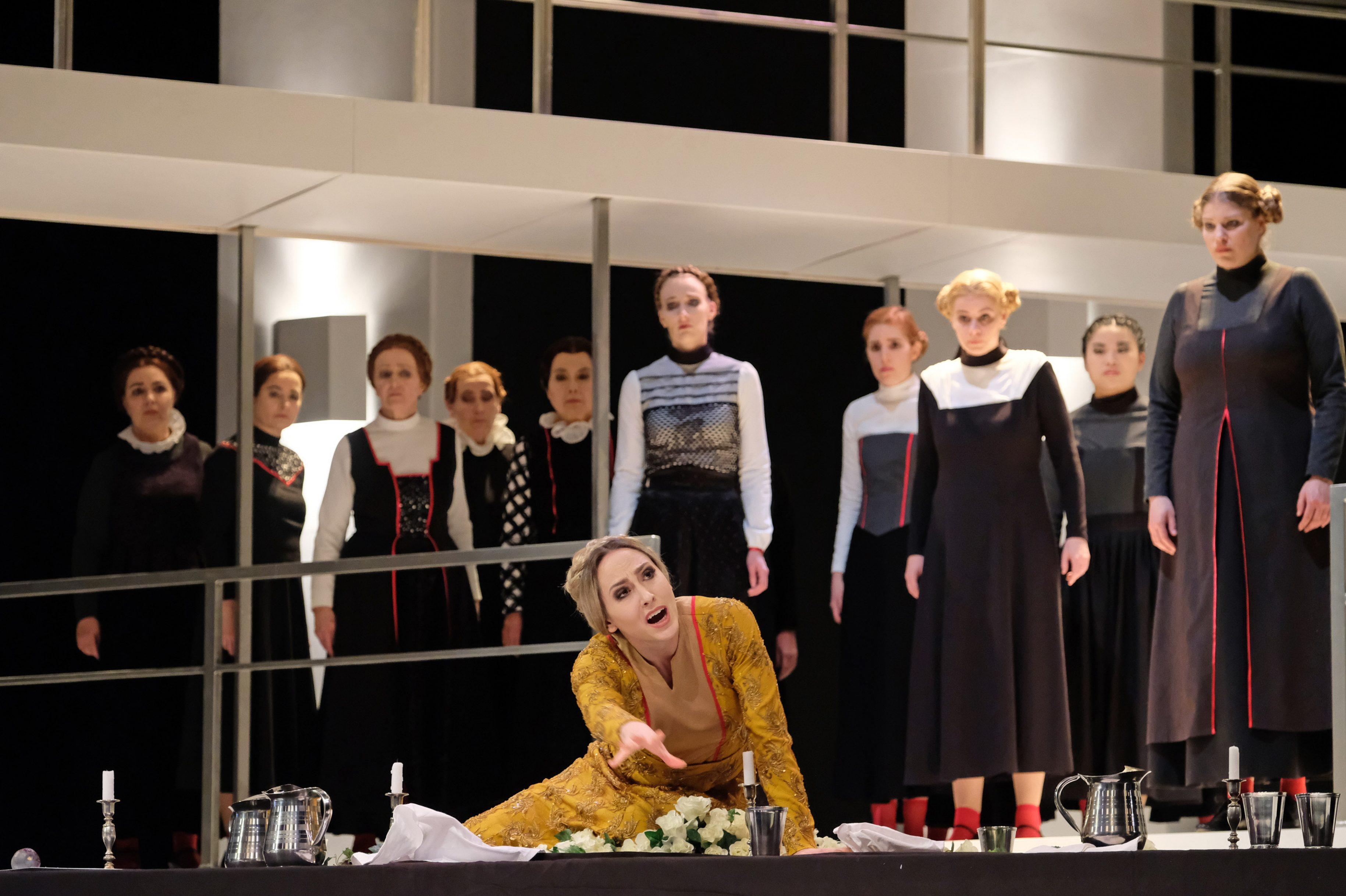 """""""Adelia"""" im Theater auf dem Hornwerk"""