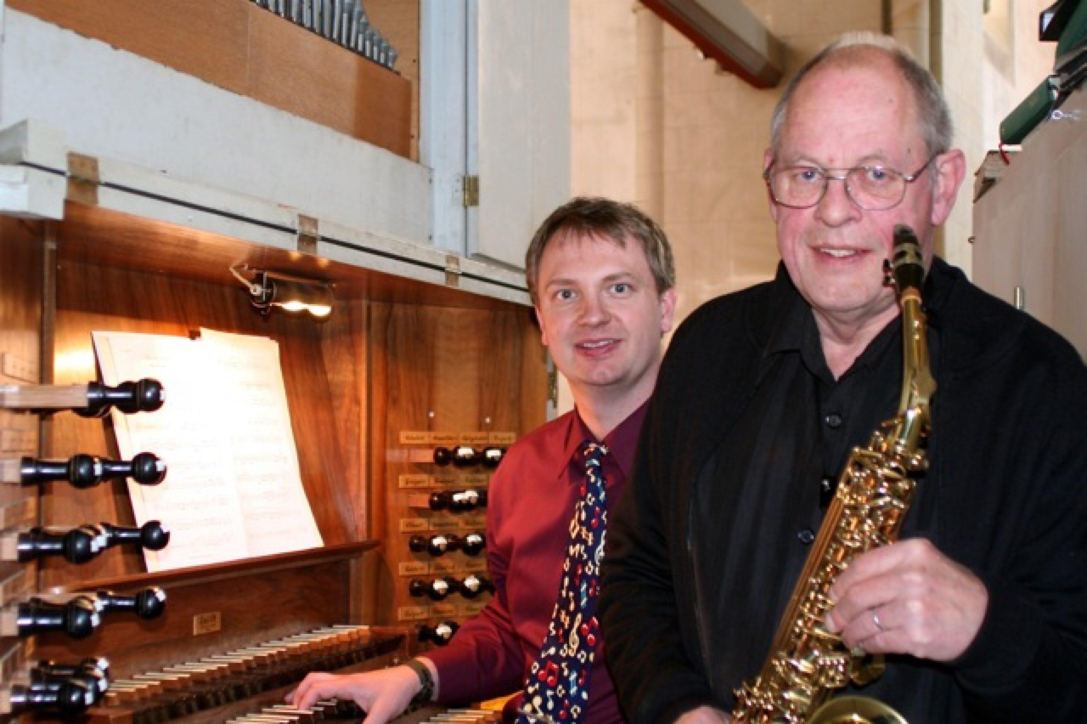 Musik für Saxofon und Orgel