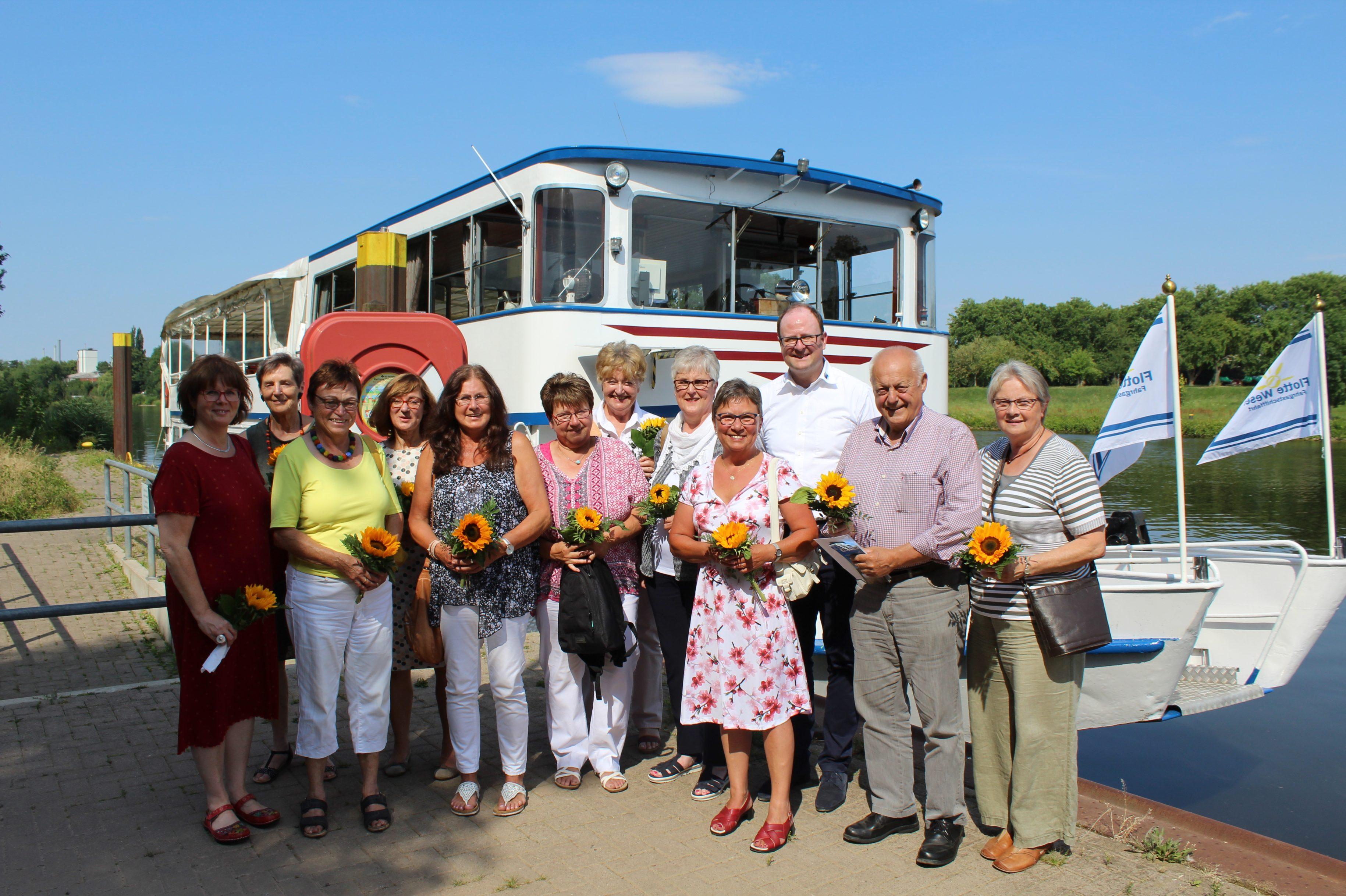 Gästeführen mit Stern – LEB und Mittelweser-Touristik GmbH vergeben Auszeichnung