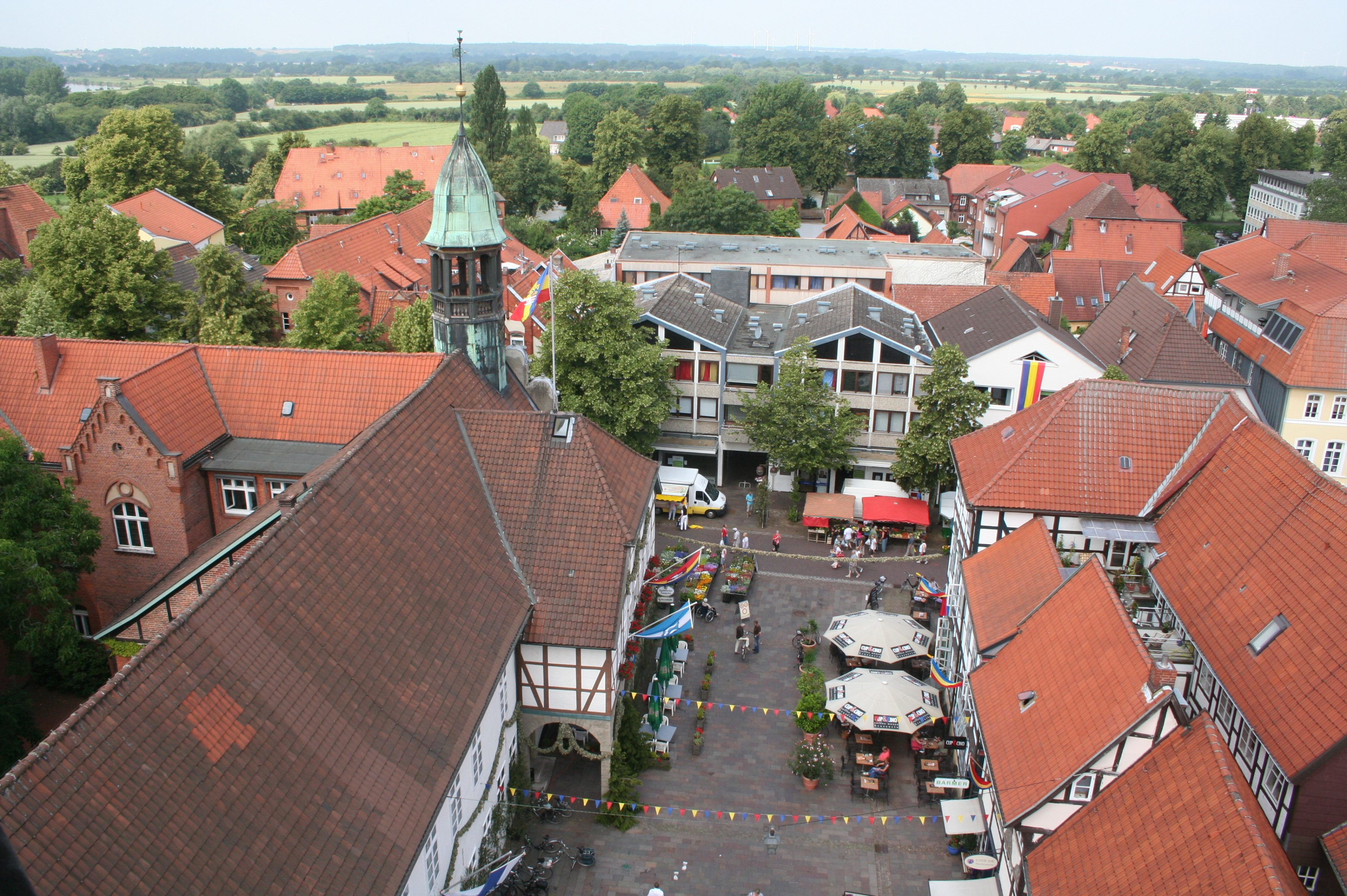 Öffentlicher Stadtrundgang durch Nienburg