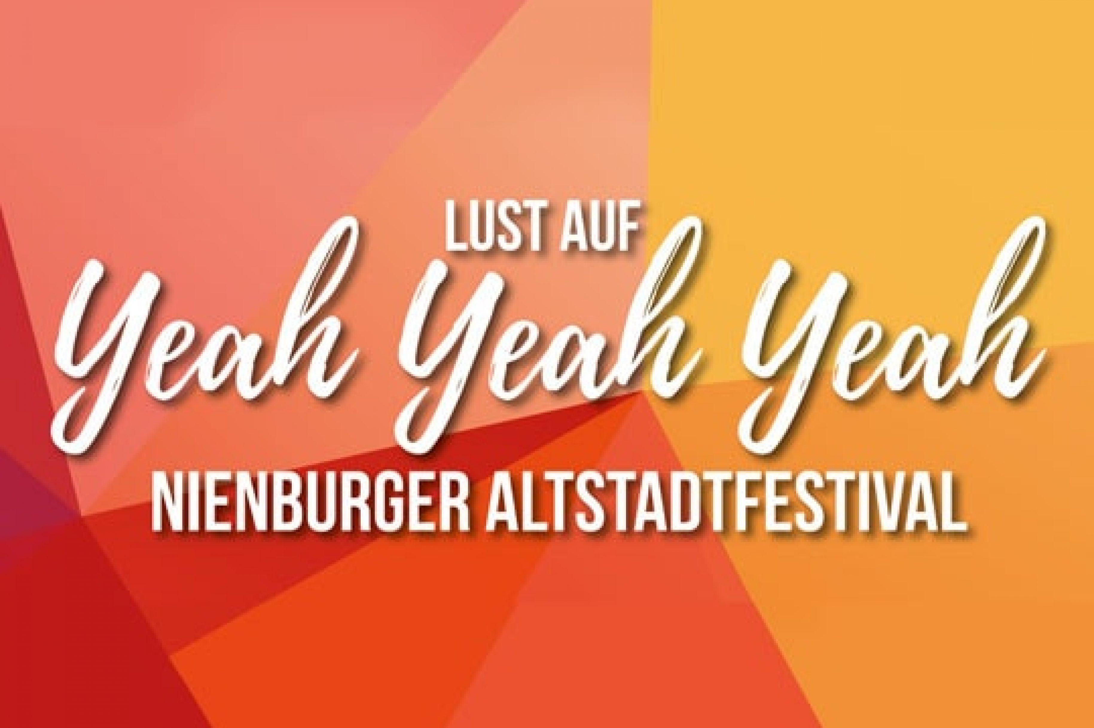 Noch 1 Tag bis zum Altstadtfestival…