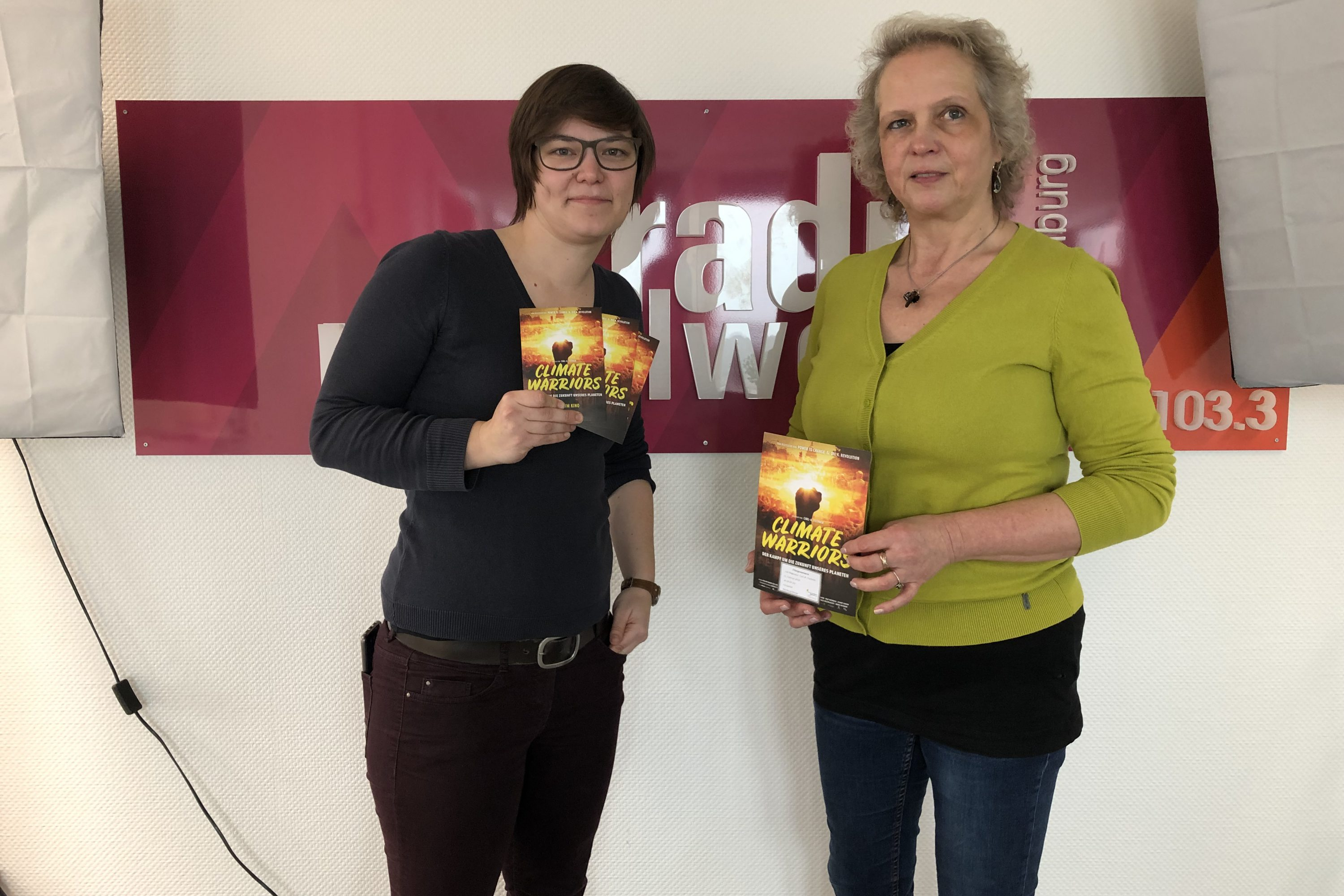 """Climate Warriors"" im Filmpalast Nienburg"