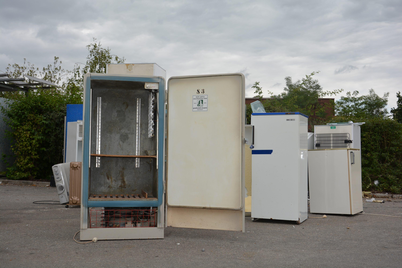 Wer hat den ältesten Kühlschrank?