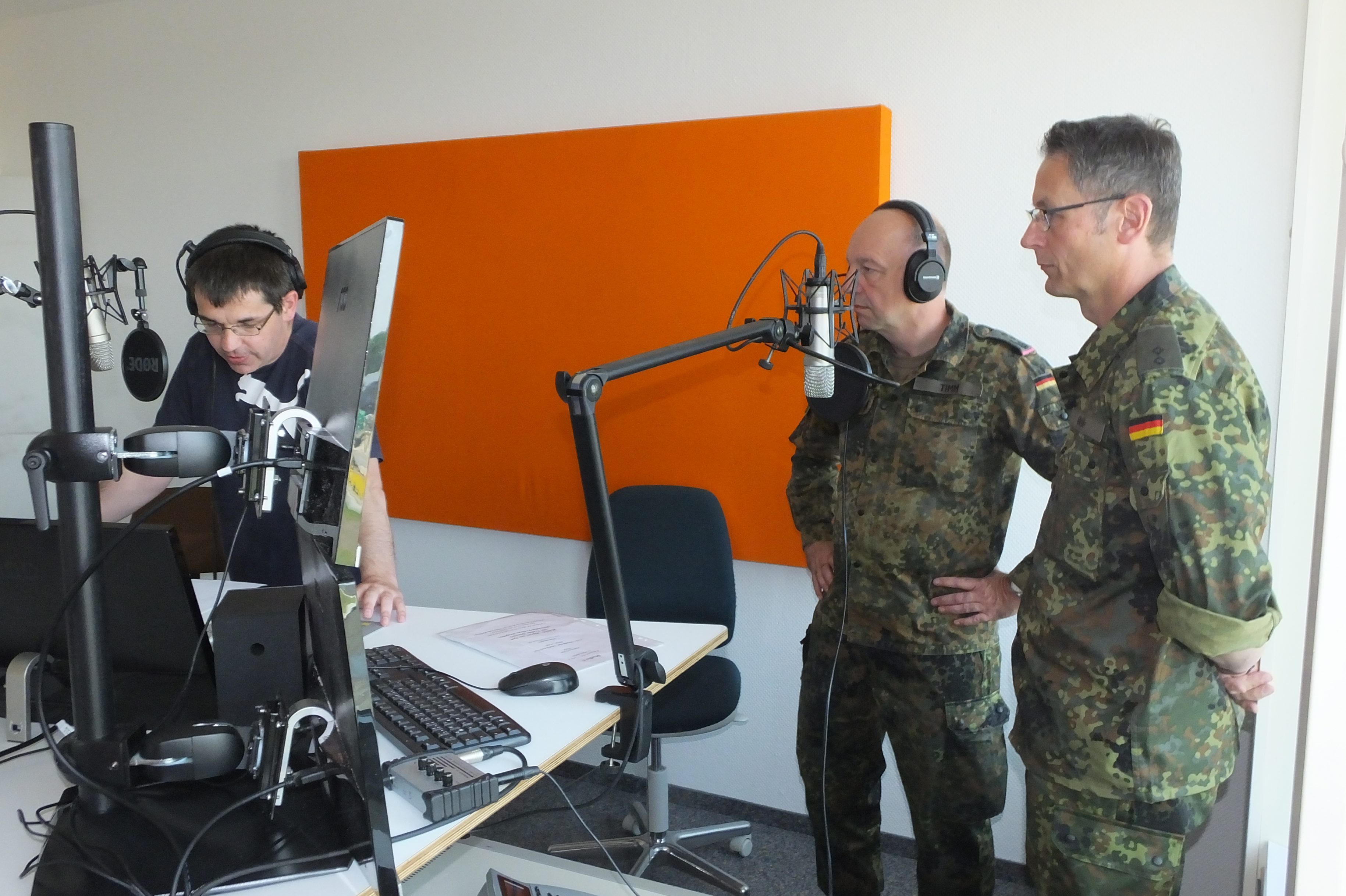 Praktikum bei der Bundeswehr