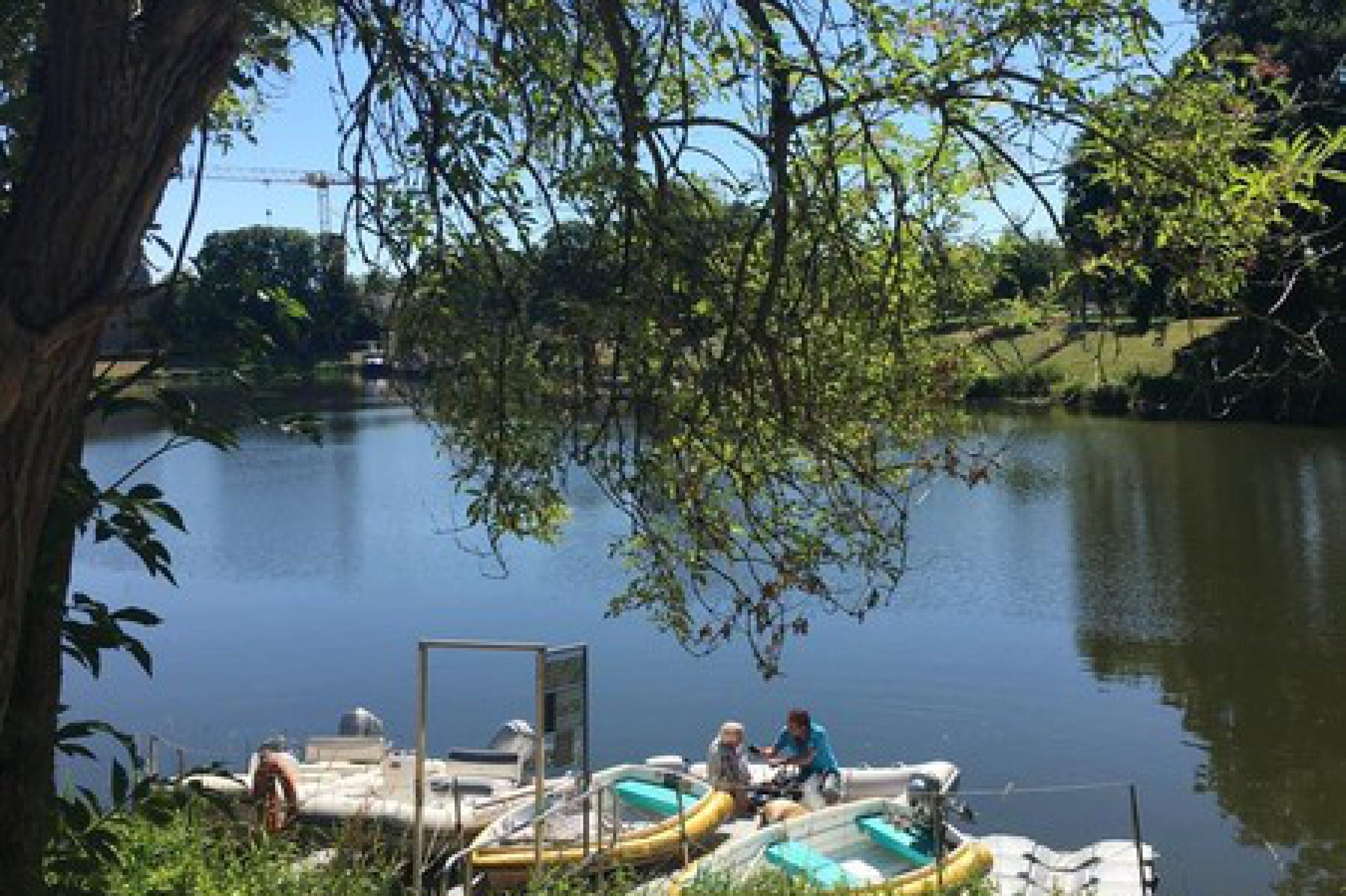 Freizeittipp: Mit 15 PS über die Weser