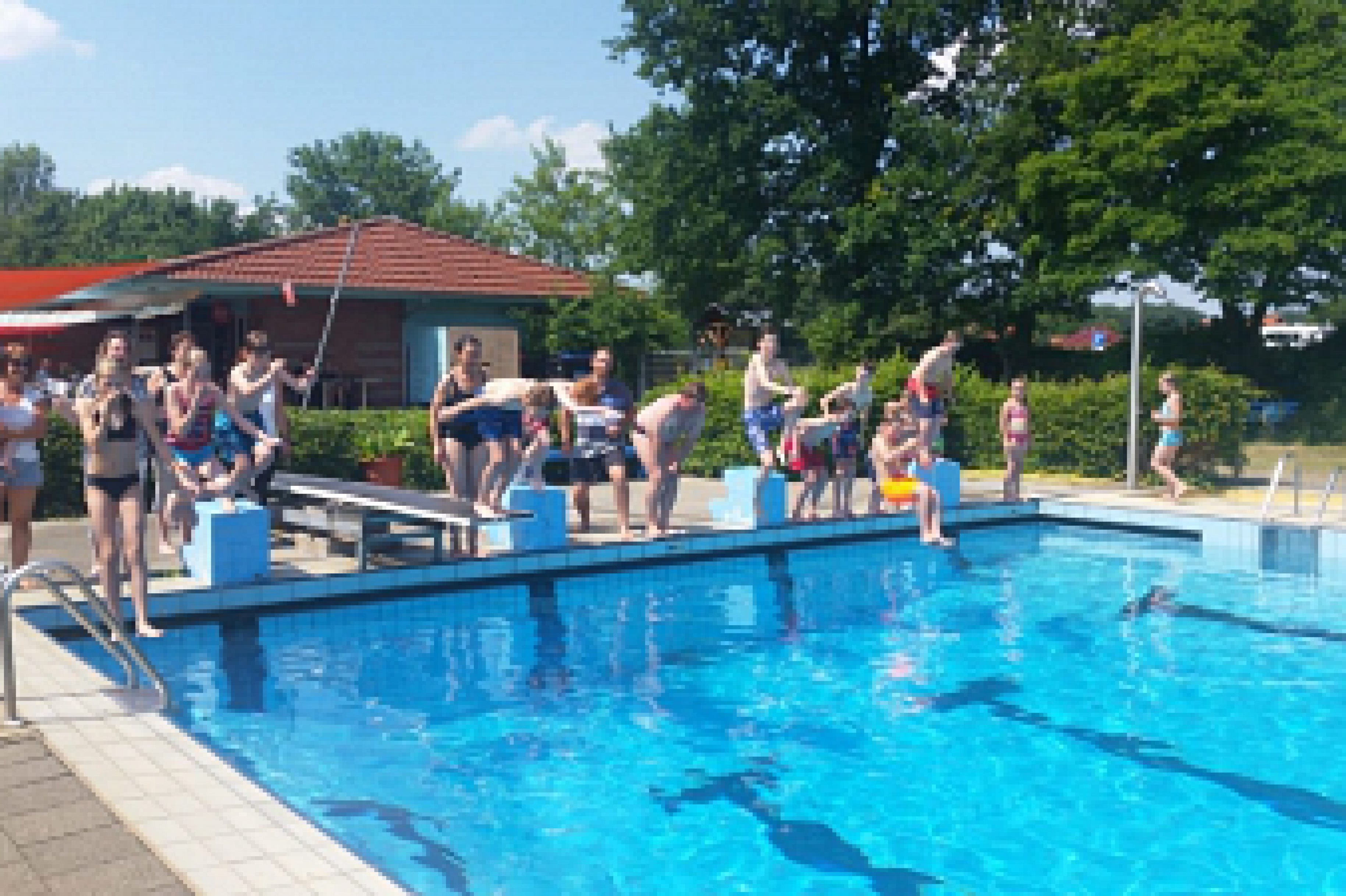 Sommercamp in Marklohe