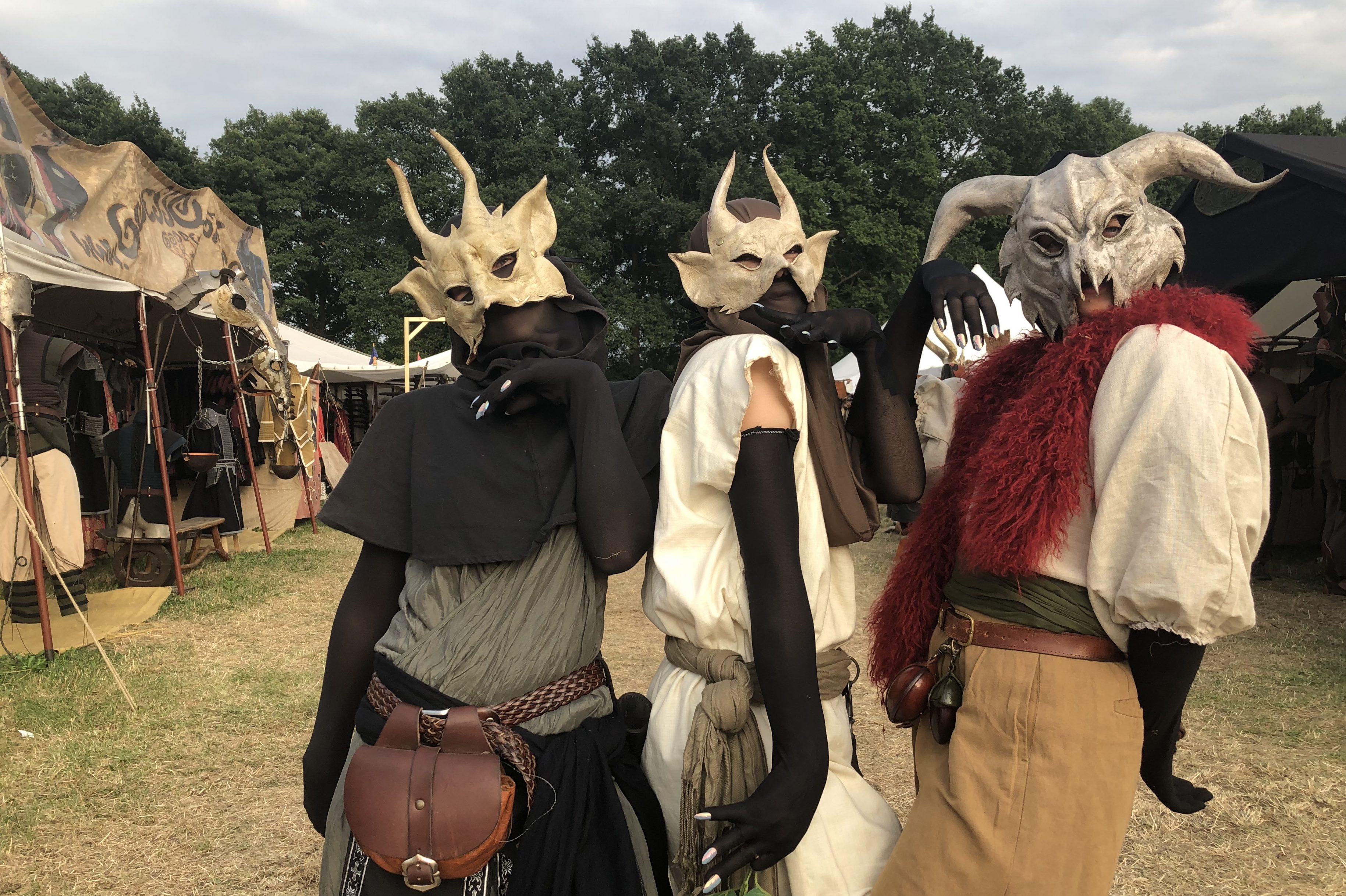 """Conquest of Mythodea"" in Brokeloh"