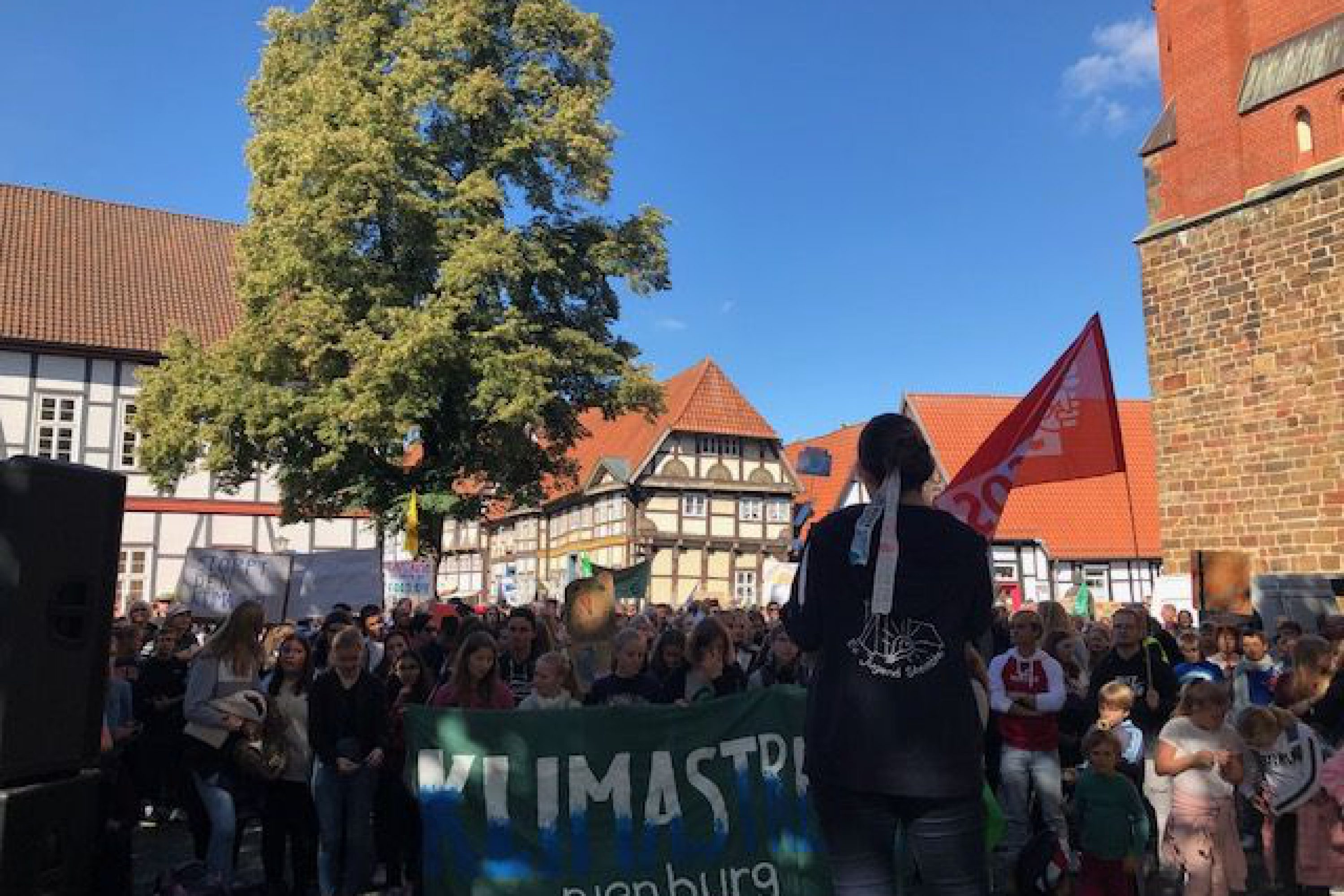 "Stimmen zur ""Fridays for Future""-Demonstration"