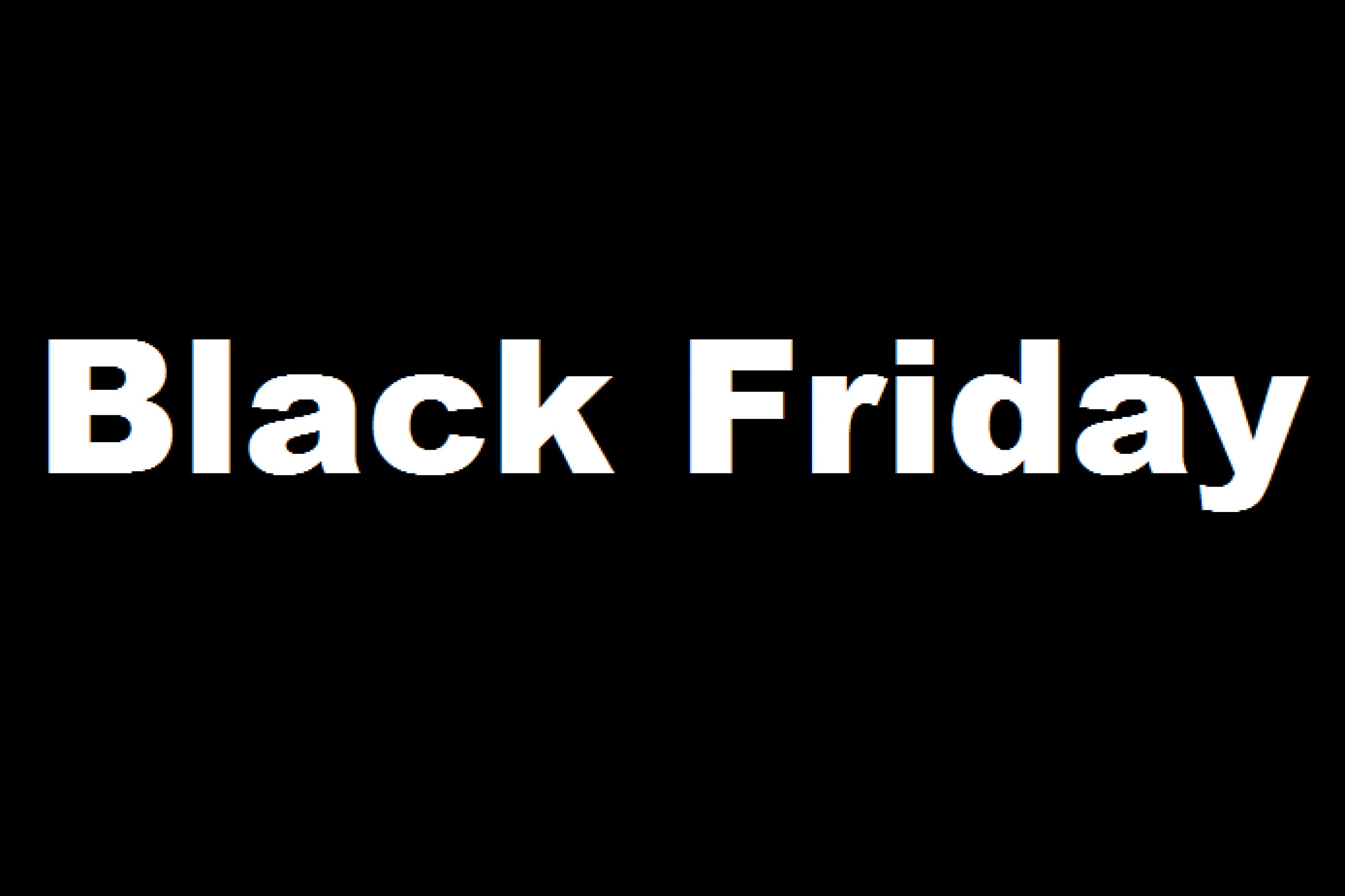 """Lohnt sich der """"Black Friday""""?"""